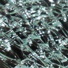 Inbraakvertragende glasfolie