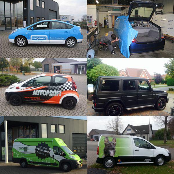 Autobelettering Veendam