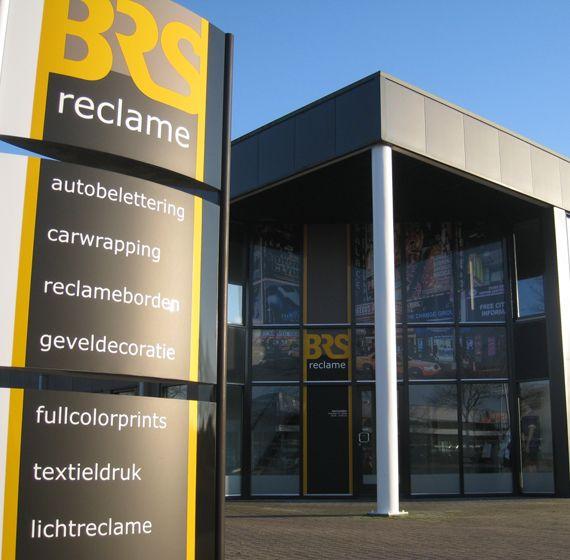 BRS Reclame - Reclamebedrijf Hoogeveen